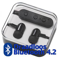Draadloze Bluetooth oortjes JKS
