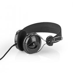HQ Nedis compacte HiFi hoofdtelefoon