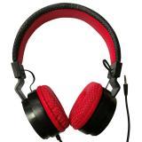 Rkop XH koptelefoon rood/zwart