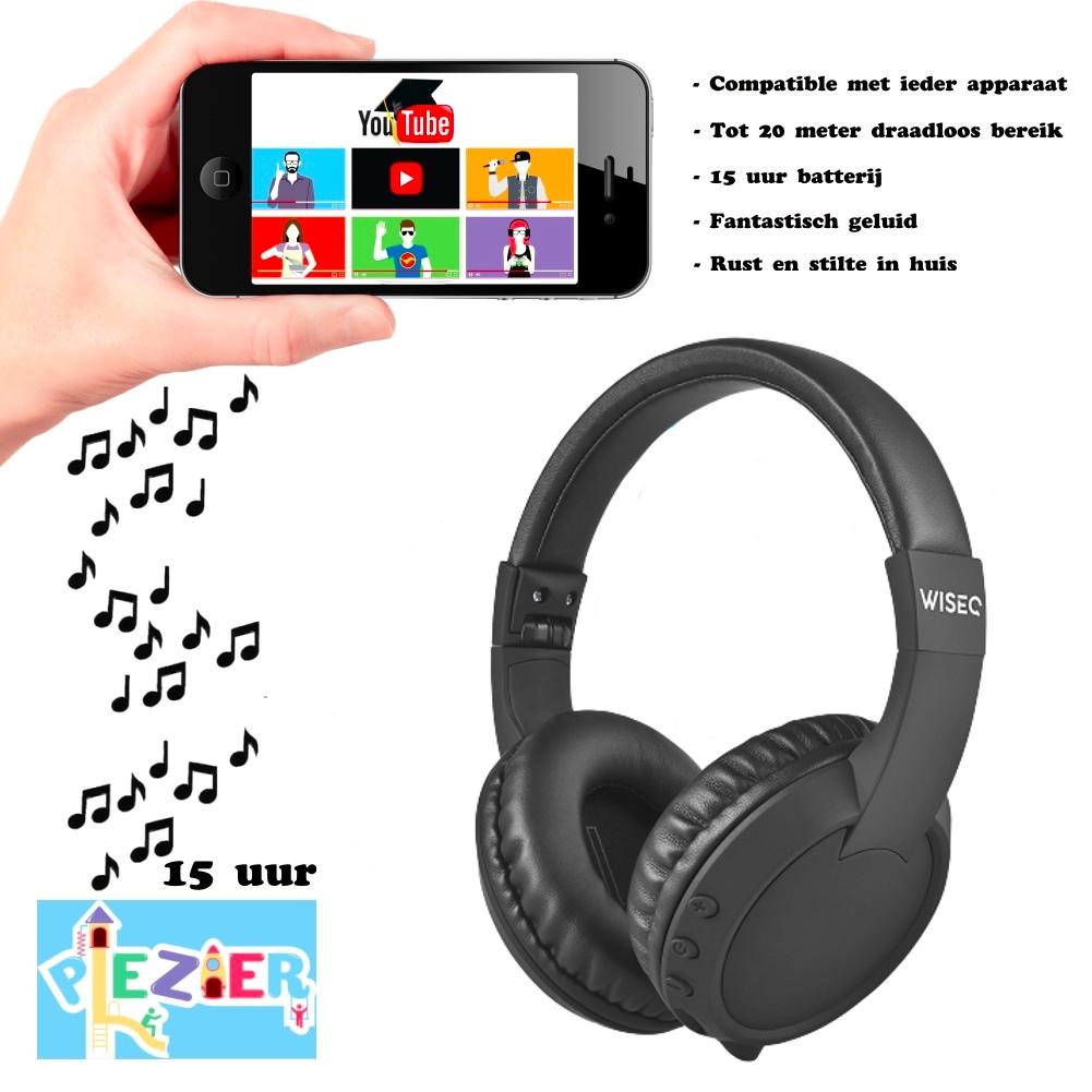 Bluetooth koptelefoon kinderen